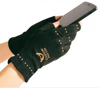 Arthritis Gloves, fingerless, 1 pair